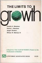 The limits to growth ; Donella H. Meadows, Dennis L. Meadows, Jørgen Randers & William W. Behrens III ; Universe Books, 1972. {JPEG}